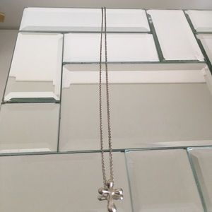 Tiffany & Co. Jewelry - Authentic Tiffany & Co. sterling silver cross.